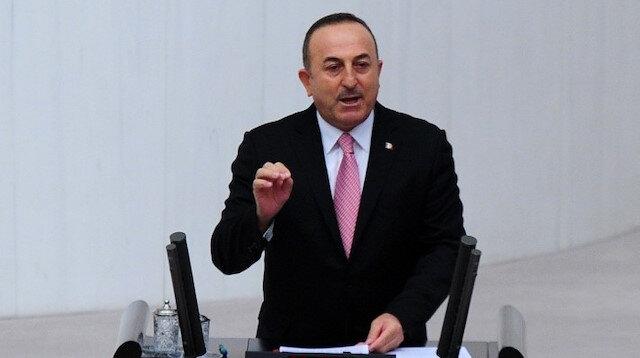 Bakan Çavuşoğlu'ndan Meclis'te önemli açıklamalar: Saldırmalarının nedeni yaşadıkları hayal kırıklığı
