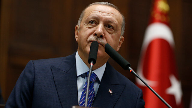 Erdoğan blasts smear campaign accusing Turkey of civilian massacre in Syria op
