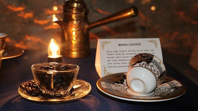 Kahvenin tarihine müzede yolculuk: 500 yıllık geçmişe ışık tutuyor