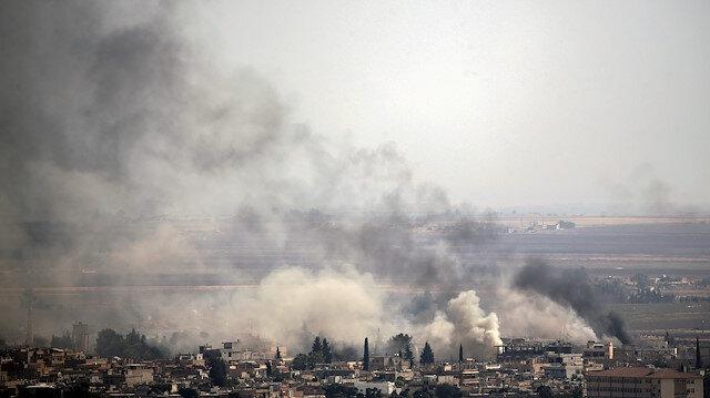 Terör örgütü YPG/PKK'nın insansız hava aracı düşürüldü: Füze rampası ele geçirildi