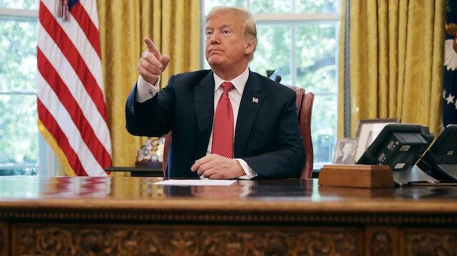 ABD Başkanı Trump'tan kritik Türkiye hamlesi: Hepsini Beyaz Saray'a çağırdı
