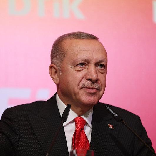 Turkey not worried over sanctions, says Erdoğan