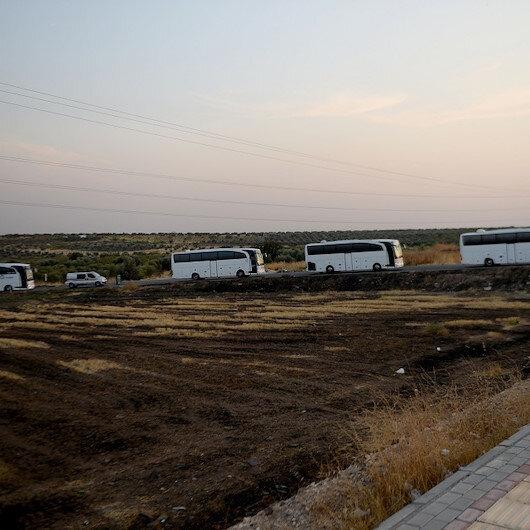 """""""الوطني السوري"""" يرسل تعزيزات لقواته المشاركة في """"نبع السلام"""""""
