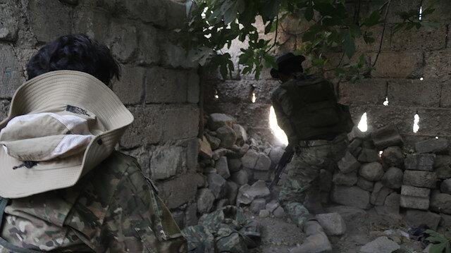 Rasulayn'da çatışma anlarına ait yeni görüntüler