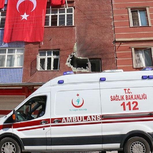 """إصابة مدني في """"أقجه قلعة"""" التركية بقذيفة أطلقها إرهابيو """"ي ب ك"""""""