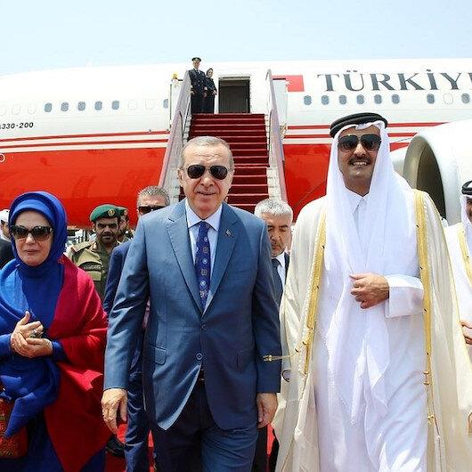 شعبًا وإعلامًا وحكومة بكل شجاعة.. هكذا وقفت قطر إلى جانب تركيا