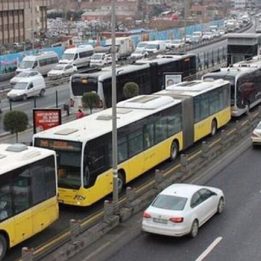 """""""المتروبوس"""".. رحلة مليونية تغرد خارج زحمة إسطنبول"""