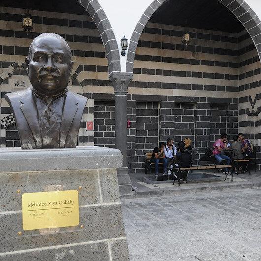 5 Yıl önce teröristlerin yaktığı Ziya Gökalp Müzesi küllerinden doğdu