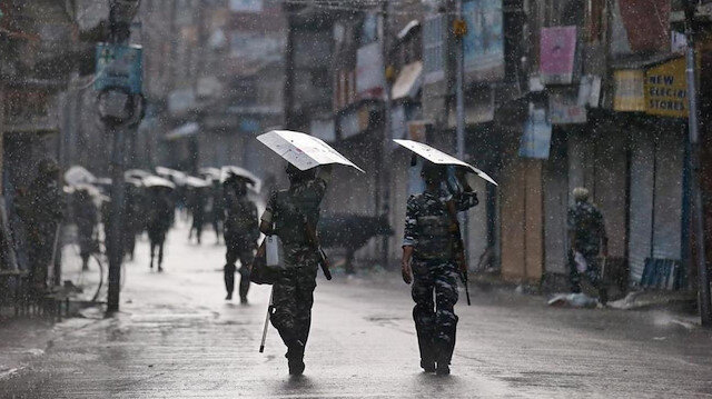 Hindistan-Pakistan arasında gerginlik: Keşmir'de çatışma çıktı 3 ölü