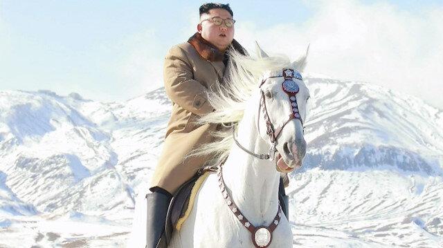 Kim'den ABD'ye atlı mesaj