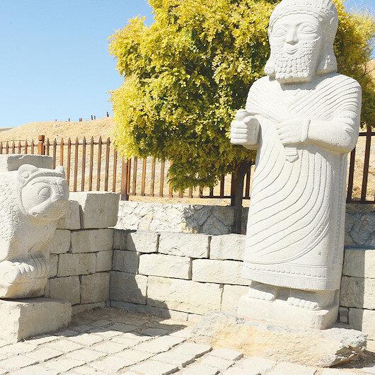 Arslantepe UNESCO'da olmalı