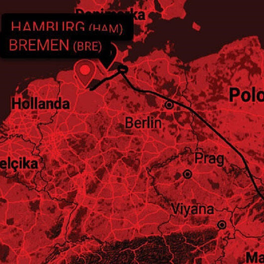 Avrupa'da büyük panik: THY'nin Hamburg seferini yapan uçağı Bremen'e iniş yaptı