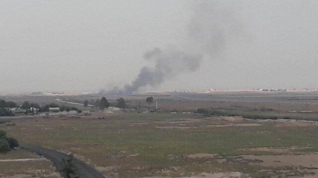 Barış Pınarı Harekatı'nda etkisiz hale getirilen PKK/YPG'li terörist sayısı 673'e yükseldi