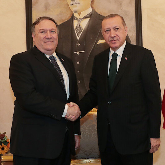 Pompeo to visit Israel, Belgium after trip to Turkey