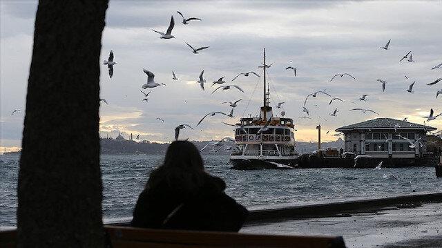 Marmara'da çok bulutlu hava hakim olacak, sağanak ve sis uyarısı var