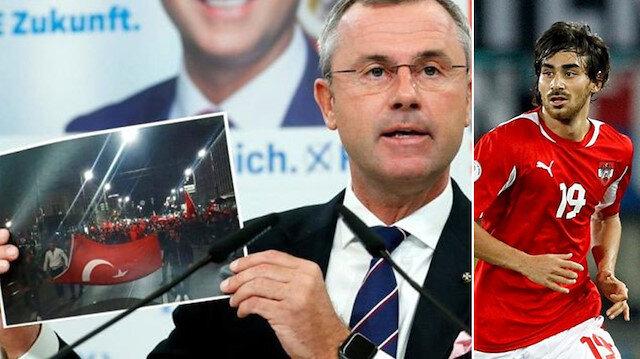 Avusturyalı küstah siyasetçiden Veli Kavlak ve Türklere hakaret