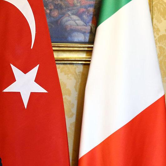 Space: New bridge between Turkey, Italy