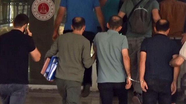 İHA muhabirini darp edip, telefonunu gasp eden zanlılar serbest bırakıldı