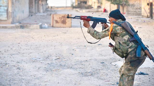 Münbiç'te Suriye askeri yok