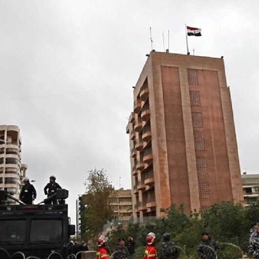 Egyptian Embassy in Lebanon calls on its nationals to avoid protest areas