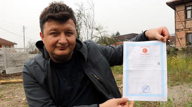 Genç muhtar 5 yıllık maaşını köyüne bağışladı: Konak ve kütüphane yapacak