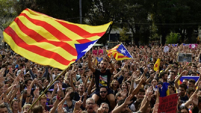 General strike grips Catalonia