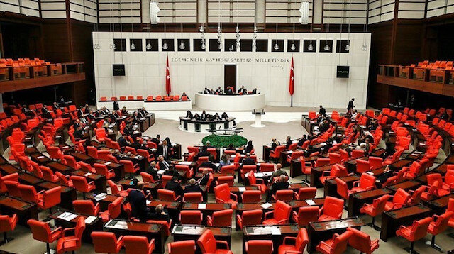 Turkish presidency submits budget motion to parliament