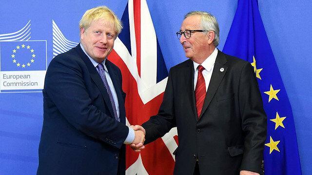Brexit toplantısında ilginç anlar