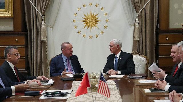 Arap gazeteciler Türkiye'nin ABD ile Suriye'nin kuzeydoğusu için yaptığı anlaşmayızafer olarak nitelendirdi.