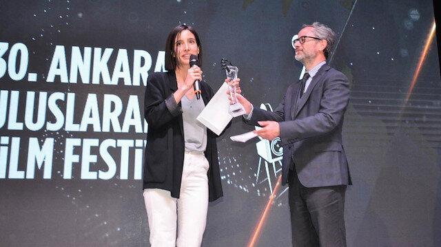 Pınar Yorgancıoğlu'nun yeni filmi Antalya'da boy gösterecek