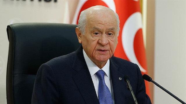 Devlet Bahçeli: MHP, Türkiye ile ABD heyeti arasında varılan uzlaşmayı değerli bulmaktadır