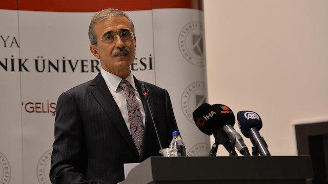 Savunma Sanayii Başkanı Prof. Dr. İsmail Demir: Ambargo açıklaması yapanlar kapımıza gelecek