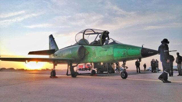 İran'ın yerli eğitim uçağı Çin malı çıktı
