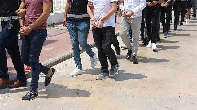 İstanbul merkezli FETÖ operasyonu: Görevde olan 41 şüpheliden 31'si yakalandı
