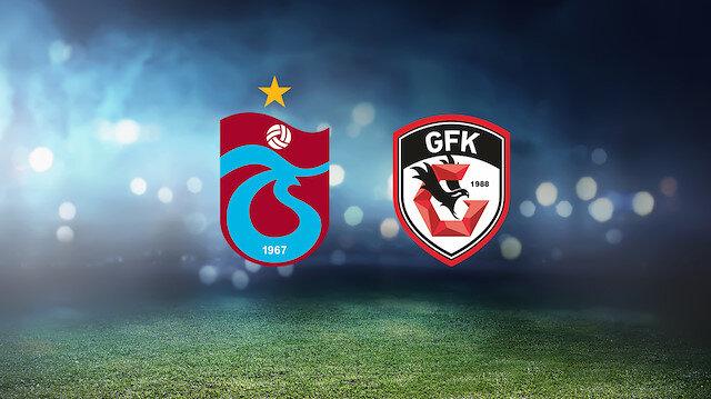 Trabzonspor-Gaziantep FK