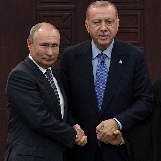 Erdogan to discuss Syrian deployment in 'safe zone' with Putin next week