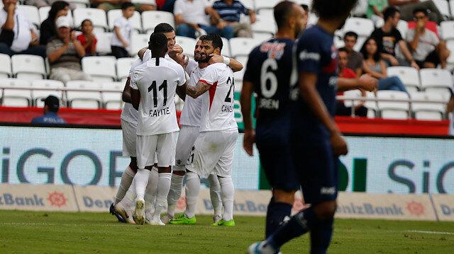 Antalyaspor-Gençlerbirliği 0-6
