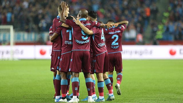 Trabzonspor-Gaziantep FK: 4-1