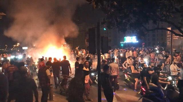 Lübnan'da hükümet karşıtı protestolarda 2 kişi hayatını kaybetti