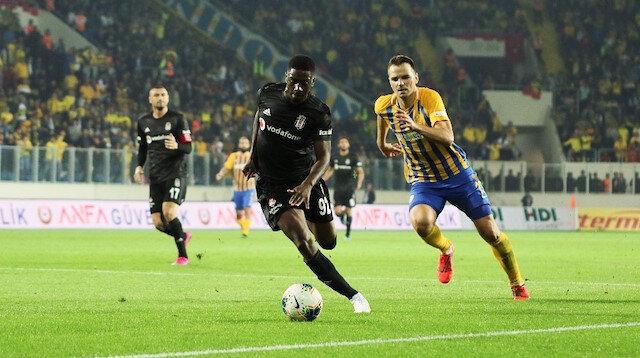 MKE Ankaragücü-Beşiktaş: 0-0