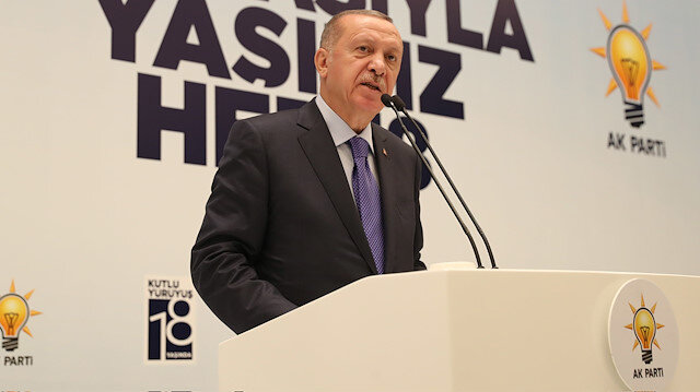 Cumhurbaşkanı Erdoğan: Türk milleti istiklali ve istikbali için tüm dünyayı karşısına alabileceğini ispatlamıştır