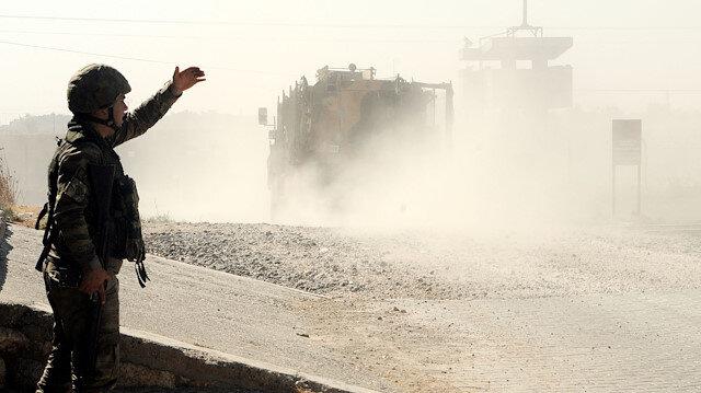 YPG/PKK'lı teröristler son 36 saatte 14 saldırı gerçekleştirdi