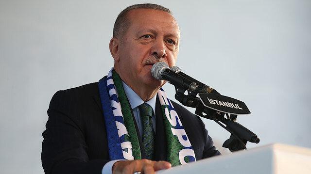 Cumhurbaşkanı Erdoğan: 120 saat sonunda anlaşmaya uyulmazsa harekat kaldığı yerden aynen devam eder
