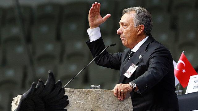 Beşiktaş başkanını seçti: Ahmet Nur Çebi dönemi başlıyor