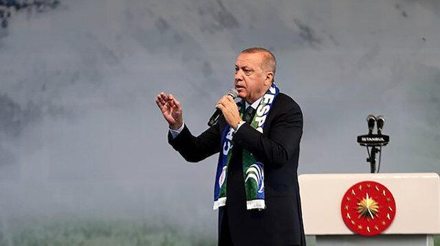 Cumhurbaşkanı Erdoğan: Süre işliyor
