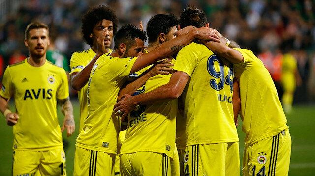 Yukatel Denizlispor-Fenerbahçe: 1-2