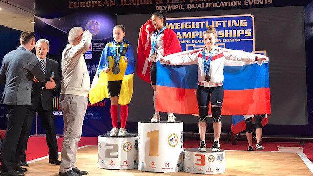 Gazme Karakol Avrupa şampiyonu oldu Mehmetçik'e selamı çaktı