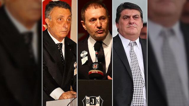 Ahmet Nur Çebi, Serdal Adalı ve Hürser Tekinoktay, kulübün 34. başkanı olabilmek için yarışıyor.