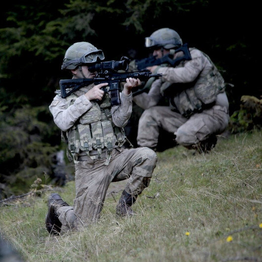 Hakkari'de 1 asker şehit oldu: Teröristlerle çıkan çatışmada ağır yaralanmıştı