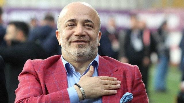 Adana Demirspor'da başkan Murat Sancak görevi bırakacağını duyurdu: Hakkınızı helal edin